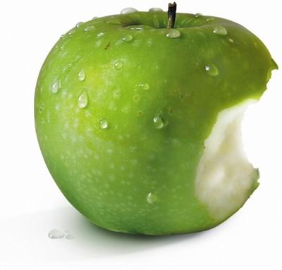 mela-morsicata